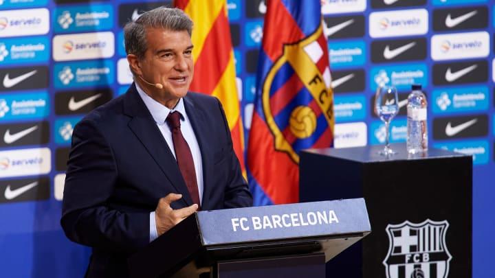 Joan Laporta est le nouveau président du Barça.