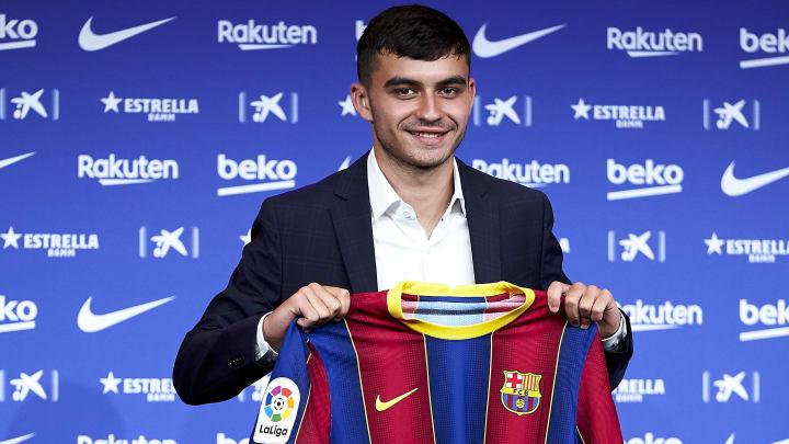 Pedri pourrait signer un nouveau contrat avec le FC Barcelone