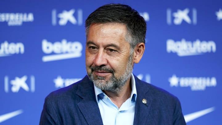Le FC Barcelone présente le nouveau joueur Pedro Gonzalez Lopez - 'Pedri'