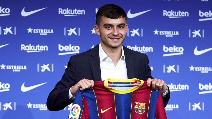 Der FC Bayern soll sein Interesse für Barça-Youngster Pedri erneuert haben