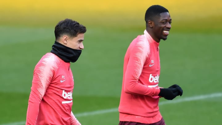 Philippe Coutinho, Ousmane Dembele