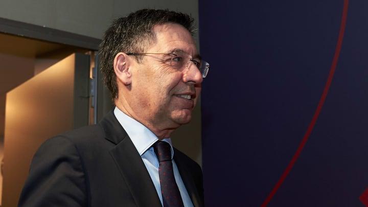 Barça-Präsident Bartomeu spricht Klartext