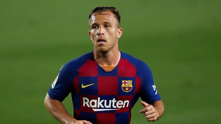 Arthur has agreed a deal with Juventus