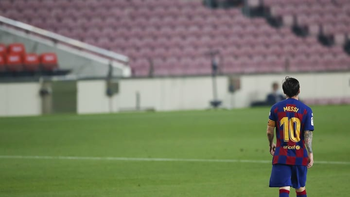 Legte den 1:0-Siegtreffer von Rakitic gegen Bilbao auf: Lionel Messi