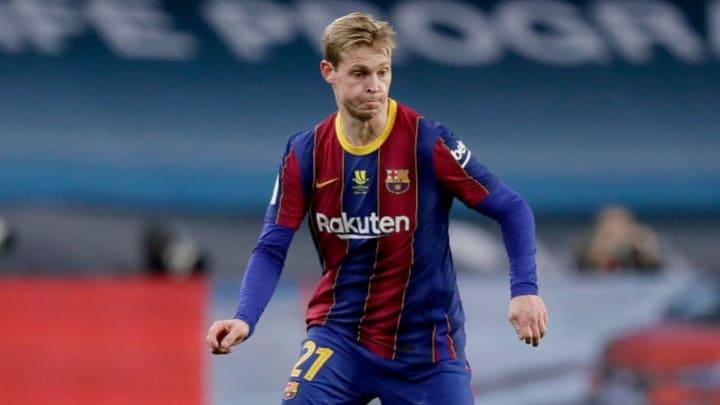 De Jong s'affirme comme le véritable métronome du Barça