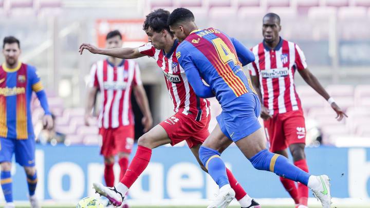 Clubes estudam troca entre jogadores | FC Barcelona v Atletico Madrid - La Liga Santander