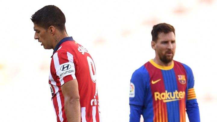 Luis Suarez et Lionel Messi n'ont pu trouver la faille.