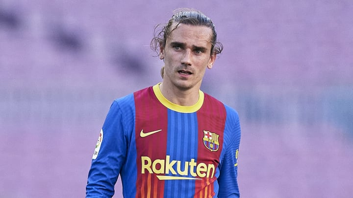 Antoine Griezmann could be heading out of Barcelona