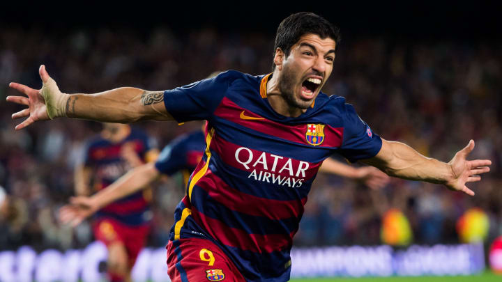 The 5 best moments of Luis Suarez's career