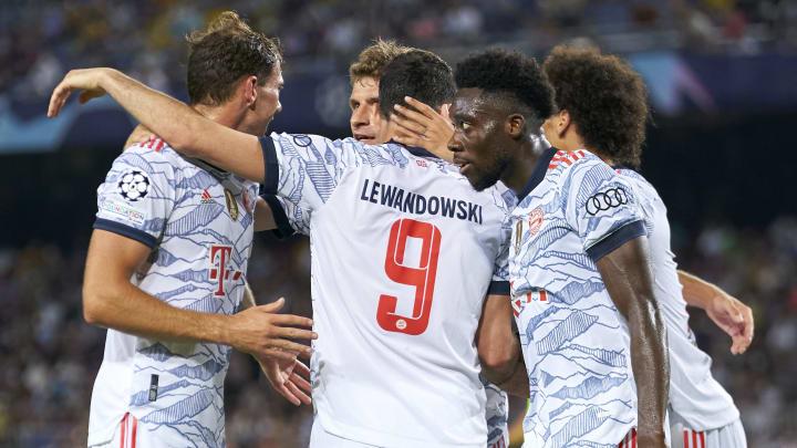 FC Bayern schlägt Barça klar: Die Einzelkritik zum Champions-League-Duell