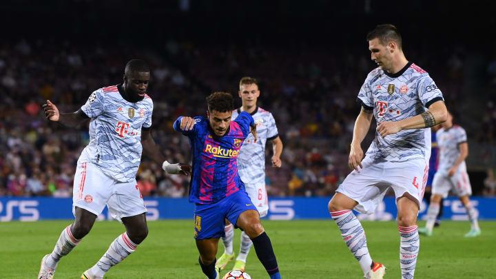 Der FC Bayern hatte mit den ersatzgeschwächten Katalanen keine Probleme