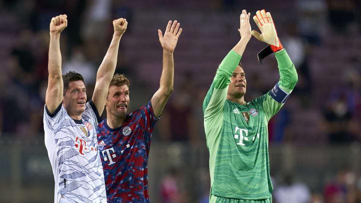 Beeindruckender Sieg: Der FC Bayern fertigt Barça im Camp Nou ab