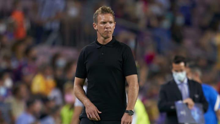 Schritt für Schritt zum neuen Bayern-Fußball: Nagelsmann verfeinert Flick-System