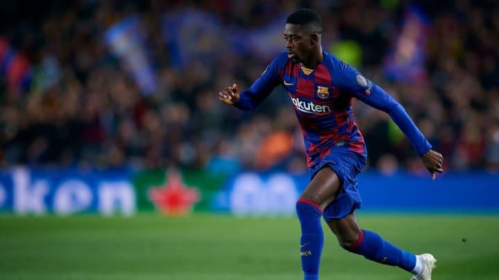 Brachte den Stein am Ende nichts ins Rollen: Ousmane Dembélé wollte nicht zu Manchester United