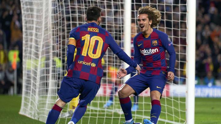 Antoine Griezmann tiene que despegar con el Barcelona