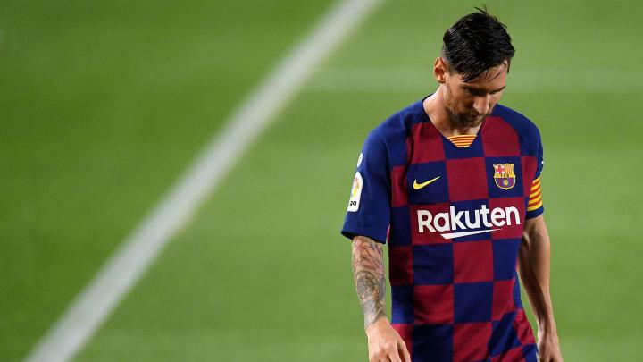 Deutlicher hätte Lionel Messi den FC Barcelona nicht kritisieren können