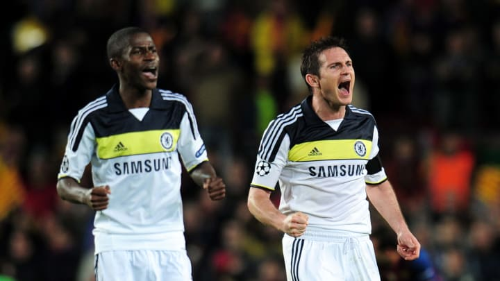 Frank Lampard, Ramires