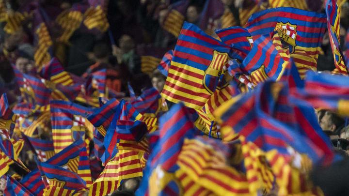 Die Barça-Fans heißt culés
