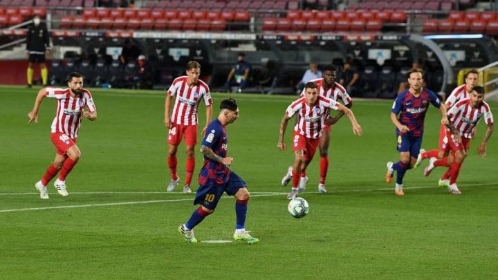 Lionel Messi, Jan Oblak