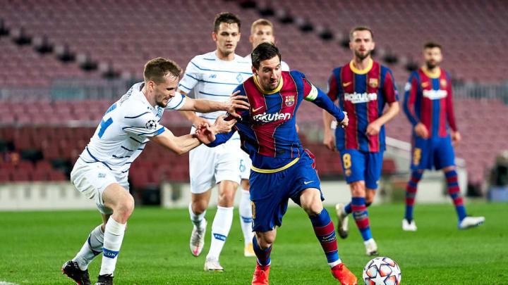 Lionel Messi, Tomasz Kedziora