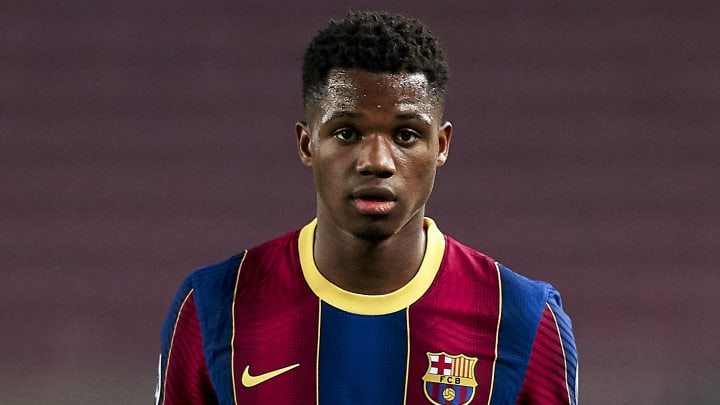 Ansu Fati Suffers Serious Knee Injury During Barcelona Victory Over Real Betis