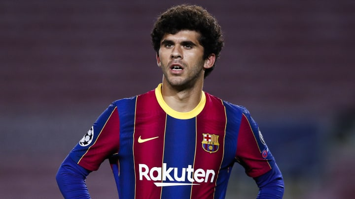 Barcelona's Carles Alena joins Getafe on loan until end of the season