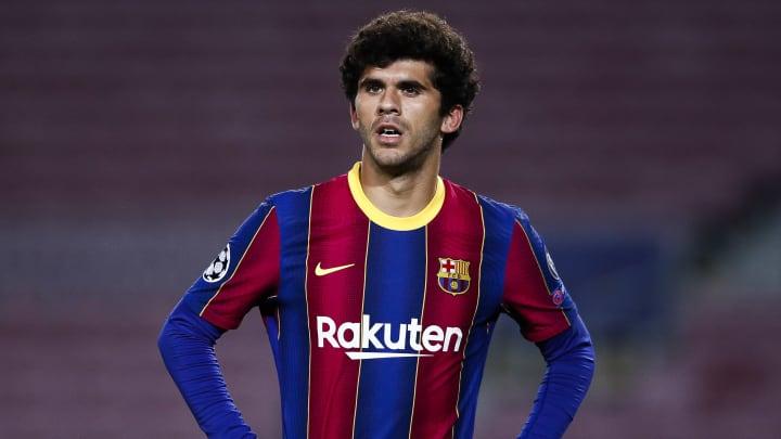 Barcelona have sold La Masia graduate Carles Alena for €5m