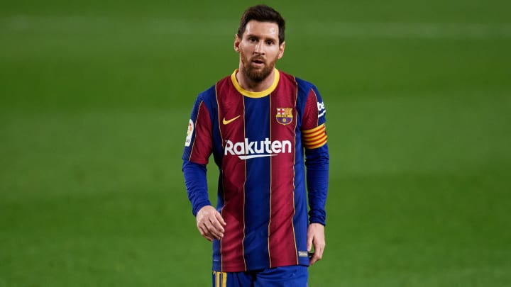 Lionel Messi was unimpressed with Barcelona's performance against Elche