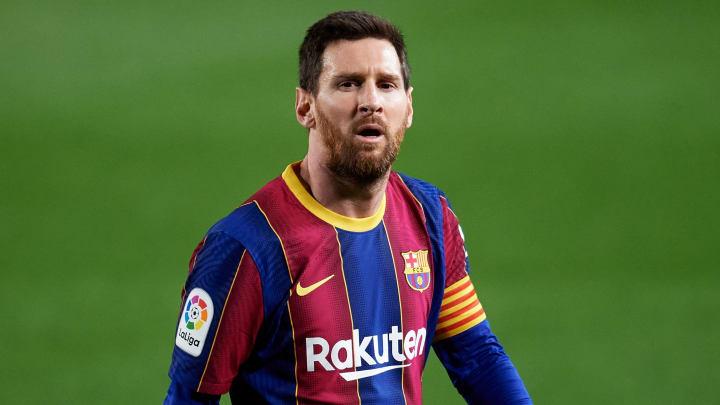 Lionel Messi ist aktuell der beste Torschütze in La Liga.