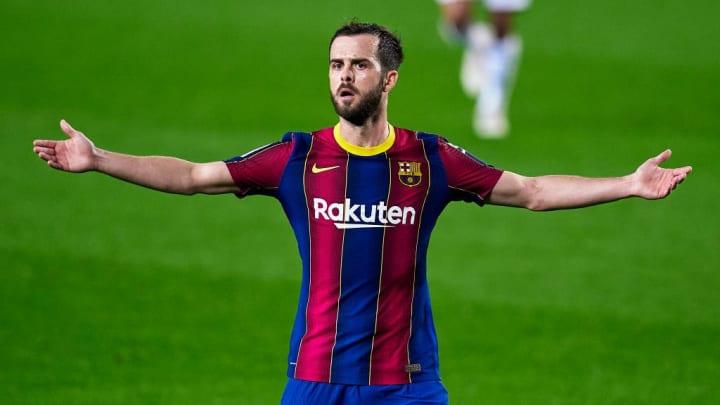 Pjanic se reposera cet été de sa saison en tant que joueur du Barça