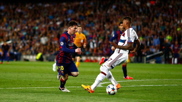 Anatomy of a goal: Lionel Messi's bamboozling of Jerome Boateng