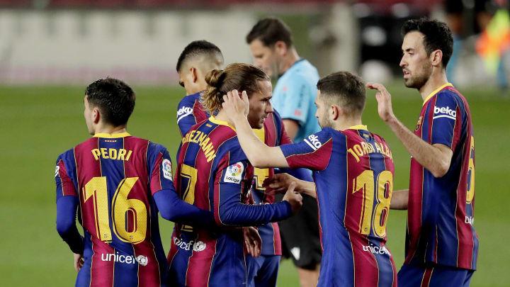 FC Barcelona v Getafe - La Liga Santander