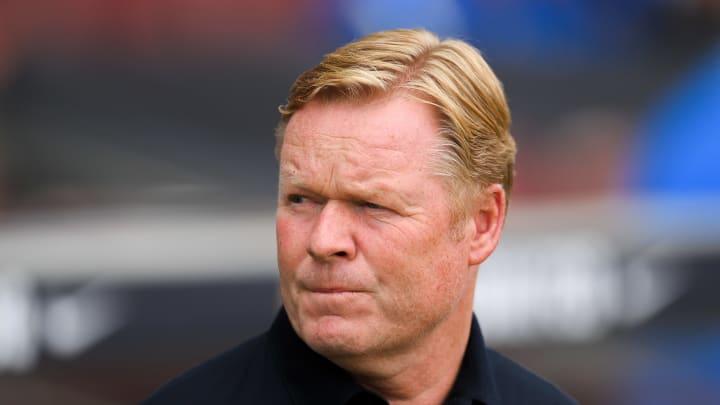 Ronald Koeman muss um seinen Job als Barca-Coach fürchten