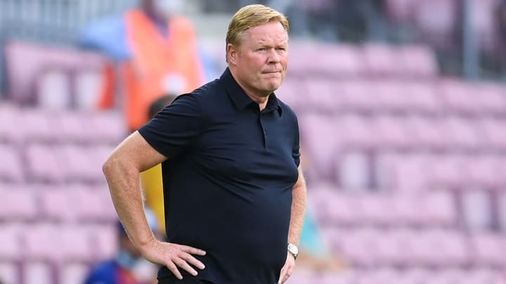 Ronald Koeman has been offered a new contract