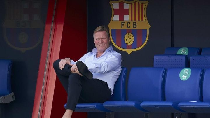Noch keine Freigabe vom Verband: Muss Koeman um Barça-Saisonstart bangen?