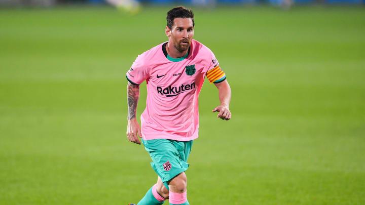 Lionel Messi marcó un auténtico golazo ante Girona.