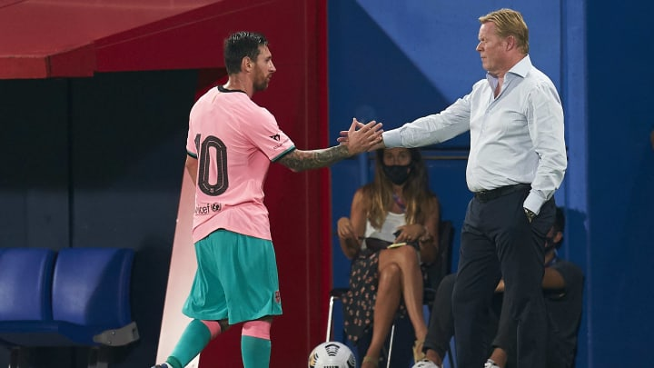 Barcelona Boss Ronald Koeman Reportedly Nervous That Lionel Messi Won't Play Till 2022