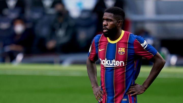 Samuel Umtiti möchte den FC Barcelona nicht verlassen