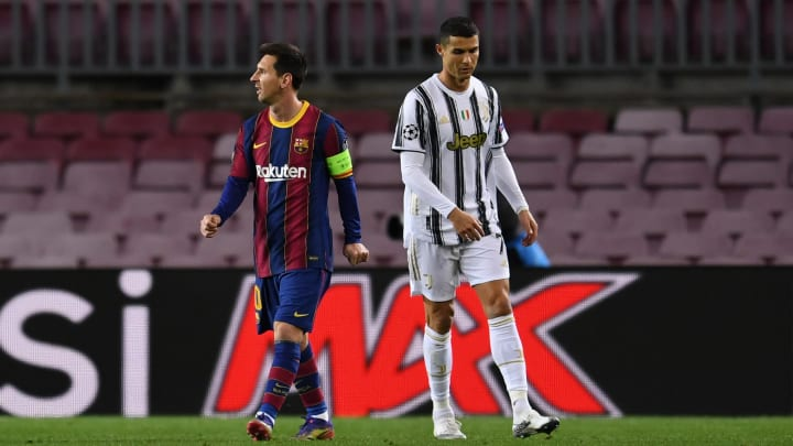 Lionel Messi and Cristiano Ronaldo are among some of the highest paid footballers in football