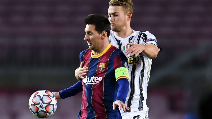 Lionel Messi, Matthijs de Ligt