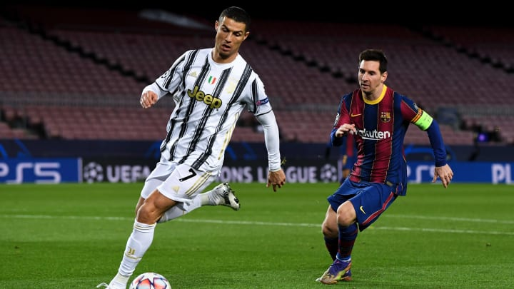 Messi and Ronaldo are among the players who have had the most assists in the last two decades.