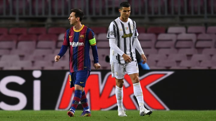 Who would have won the Ballon d'Or over the years if not for Messi and Ronaldo