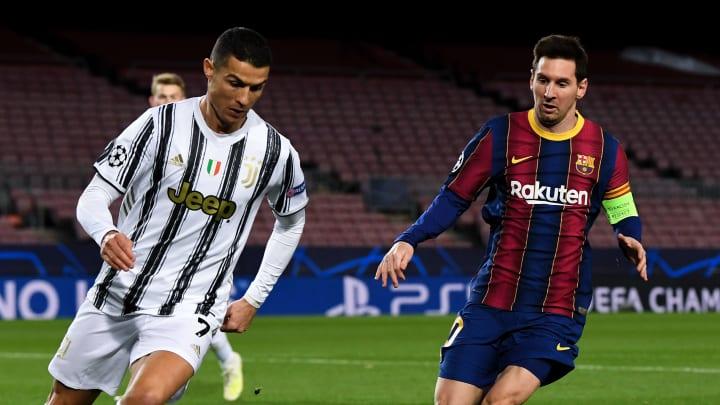 Cristiano Ronaldo e Lionel Messi potrebbero affrontarsi nuovamente in Superlega