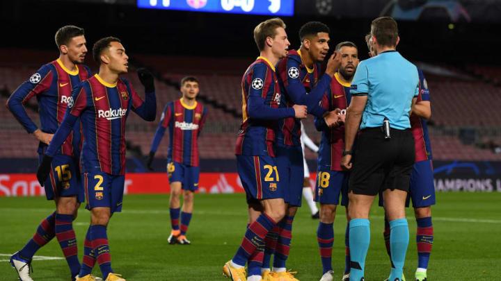 Die sportliche Entwicklung der Katalanen driftet in die falsche Richtung ab
