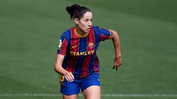 Barcelona captain Vicky Losada is leaving the club this summer