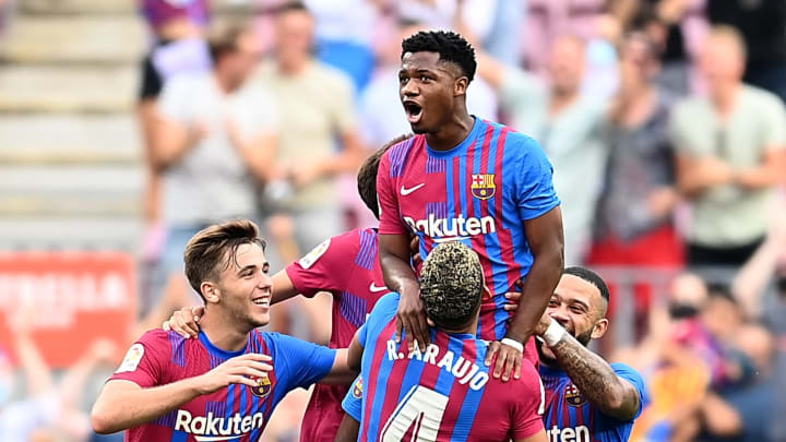 Barcelona 3-0 Levante: Player ratings as Ansu Fati scores on return from injury