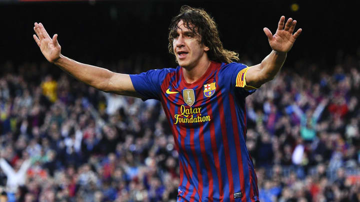 Carles Puyol is one of football's greatest ever