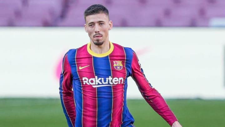Lenglet atraviesa su peor etapa en el FC Barcelona