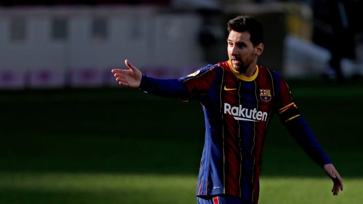 Barcelona's interim president admits he would have sold Messi
