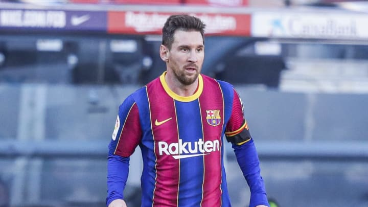 Messi looks set to leave Barcelona next summer